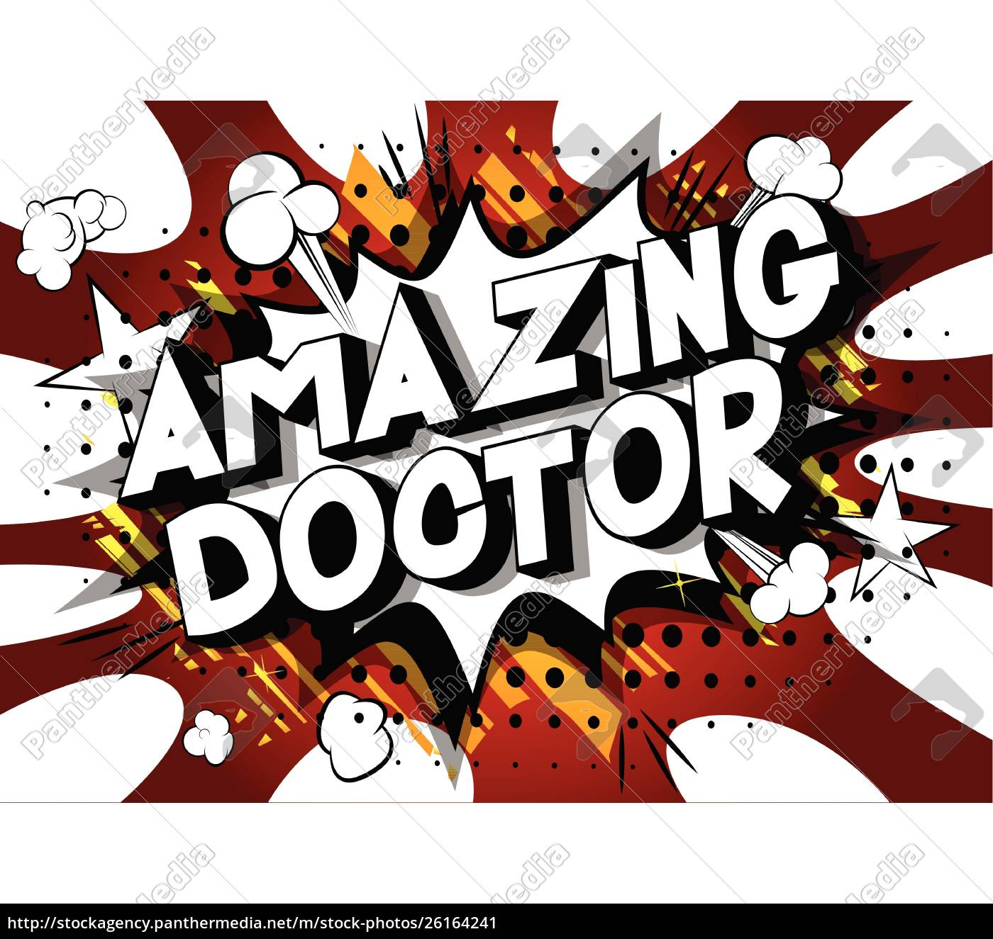 amazing, doctor, -, comic, book, style - 26164241