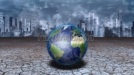 planet earth before metropolis