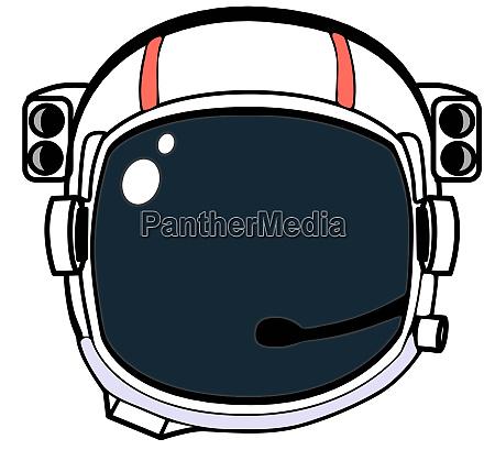 austronaut helmet technology science uniform exploration