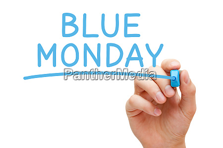 blue monday the most depressing day