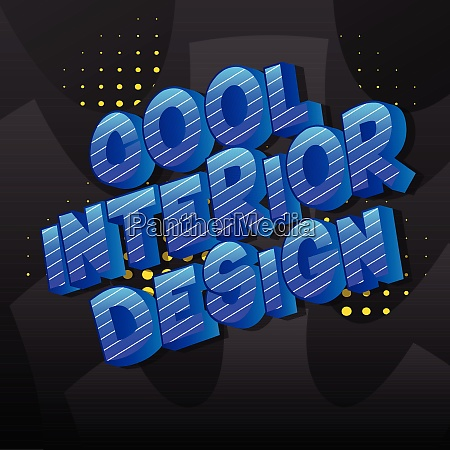 cool, interior, design, -, comic, book - 26190816