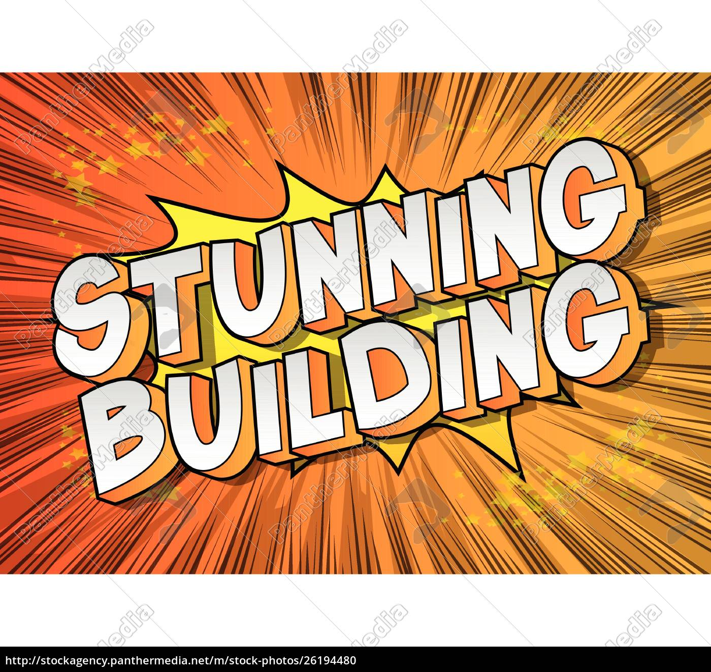 stunning, building, -, comic, book, style - 26194480