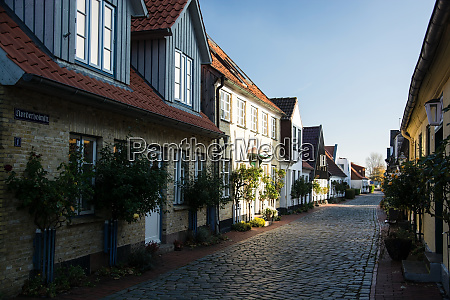 the holm sleswick schleswig holstein germany