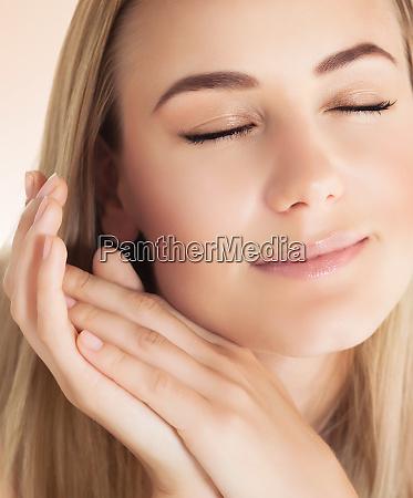 skin care concept