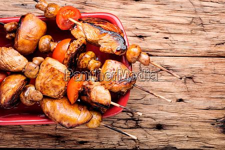 appetizer chicken kebab