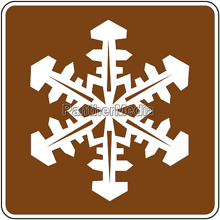 winter recreation area