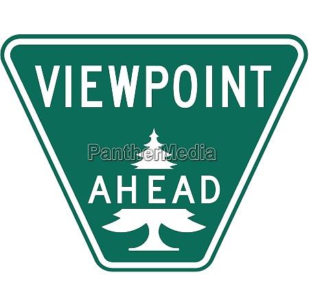 viewpoint ahead