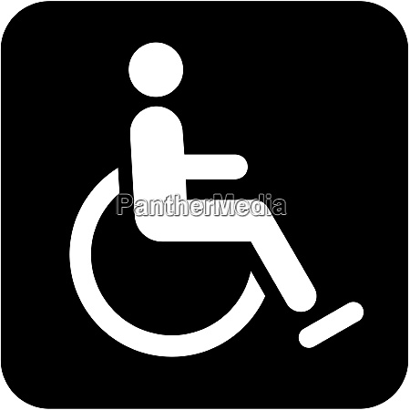wheelchair accessible handicapped access disabled