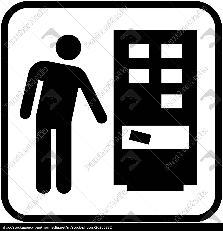 vending, machine - 26205332