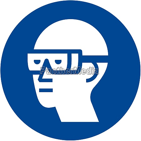 wear safety goggles