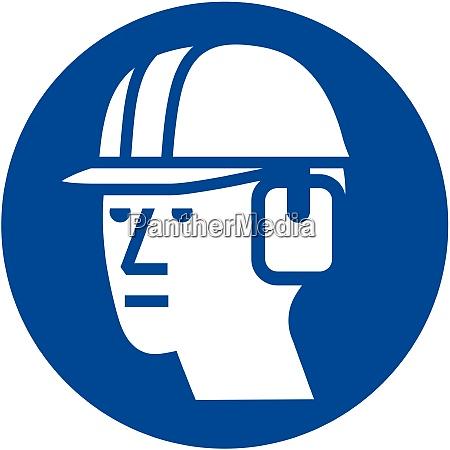 wear head ear protection