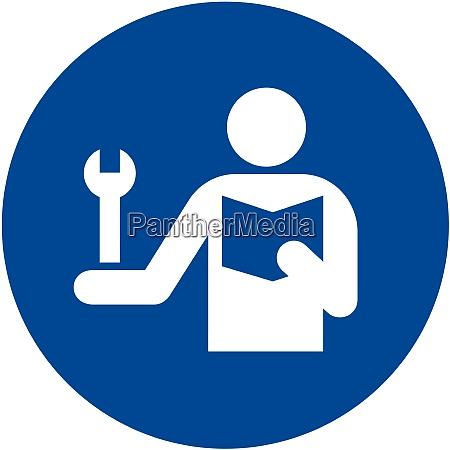 consult service manual