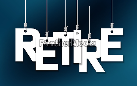 retire word hang on ropes