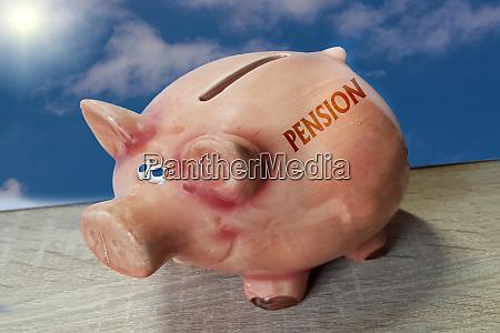 piggy bank good luck pig with