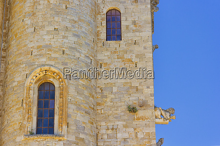 cathedral of trani architectural detail