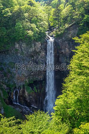 kegon falls nikko japan