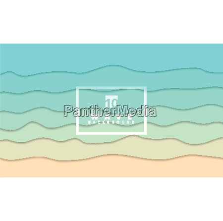 abstract summer wave blue seacoast background