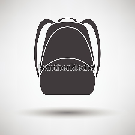school rucksack icon school rucksack