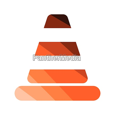 icon of traffic cone icon of