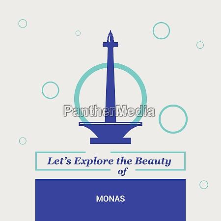 letrsquos explore the beauty of monas