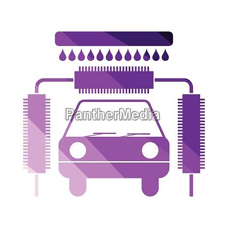 car wash icon car wash icon