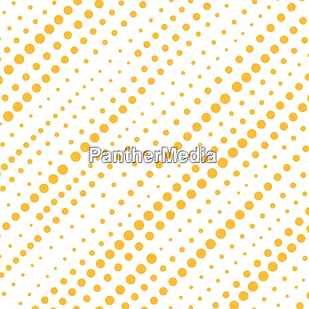 abstract yellow dotted stripes diagonally pattern