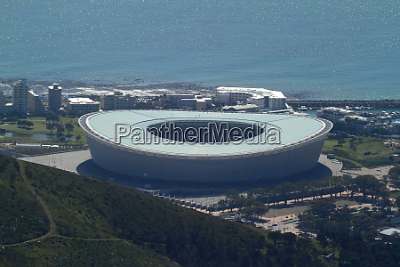 cape town football stadium in south