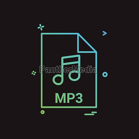 mp3 file file extension file format