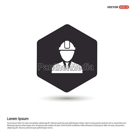 engineer user icon
