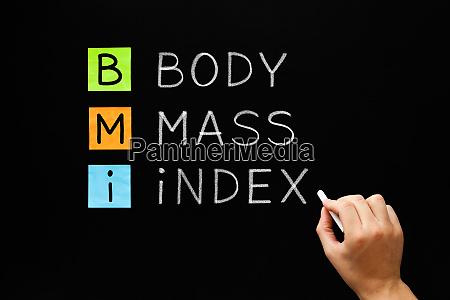 bmi body mass index acronym