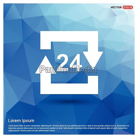 the 247 icon