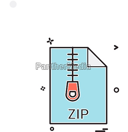 zip file file extension file format