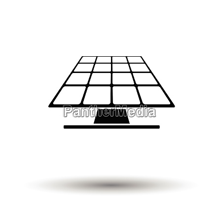 pregnancy test icon shadow reflection design