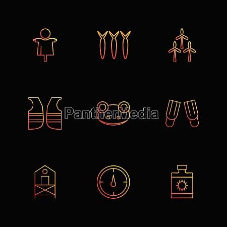 icon vector design flat