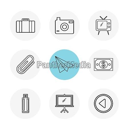 fotocamera fare clic su immagini tv