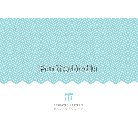 abstract white color serrated lines pattern