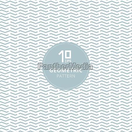 geometric wave wavy chevron pattern pastel