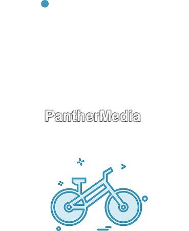 cycle icon design vector