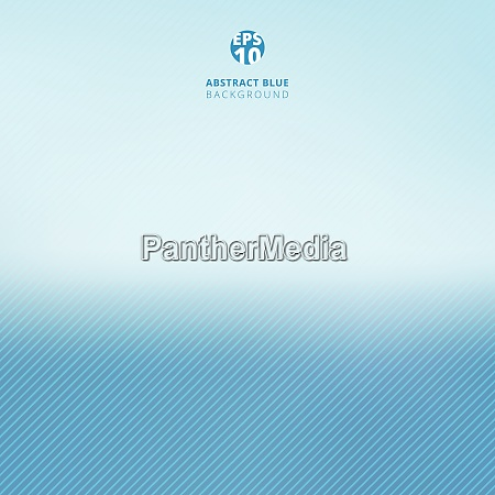 abstract blue gradient background and line