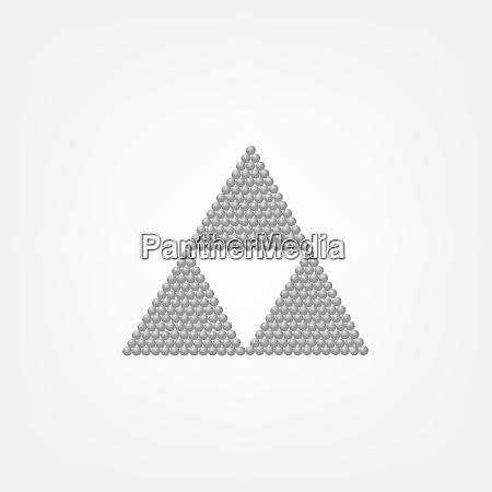 pearl triangle
