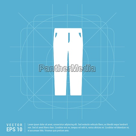 pants trousers icon