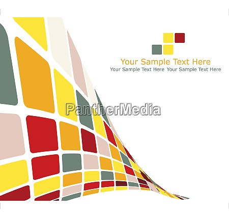abstract checked business background for