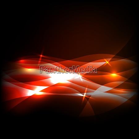 dark colorful light effect vector illustration