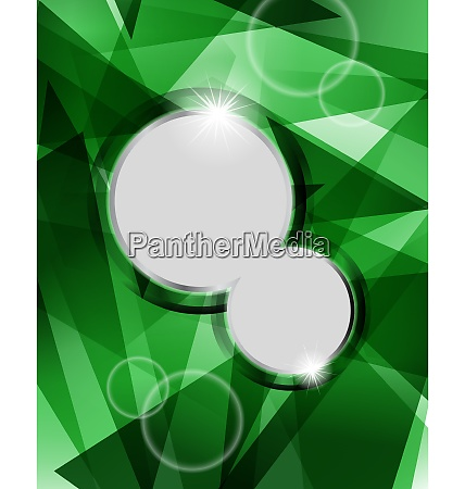 technological green backgroundvector illustration with transparency