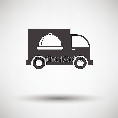 delivering car icon delivering car icon