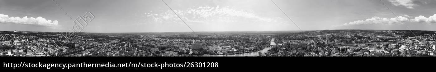 panoramic, view, of, ulm, , baden-wuerttemberg, , germany - 26301208
