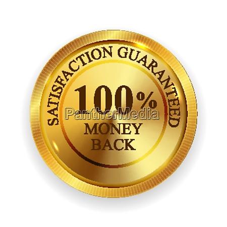 premium quality 100 money back golden
