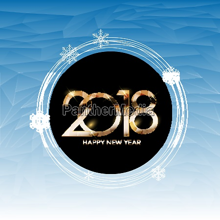 2018 new year and merry christmas