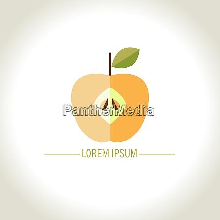 apple vector logo