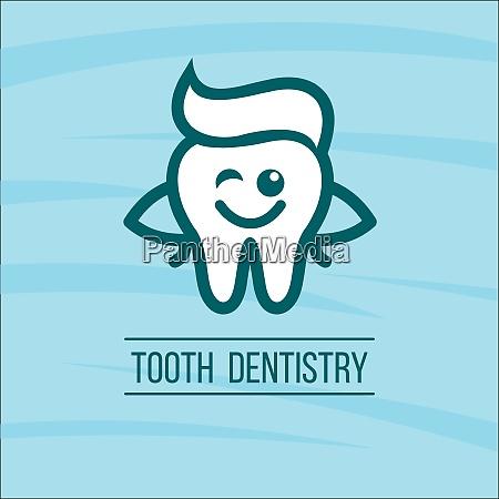 dentist, tooth, logo, design, template., dental - 26313692